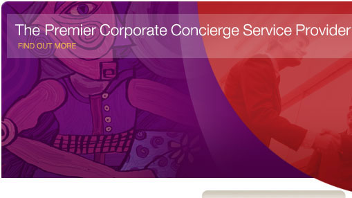 The Premier Coporate Concierge Service Provider